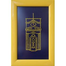 Torre da Universidade amarelo