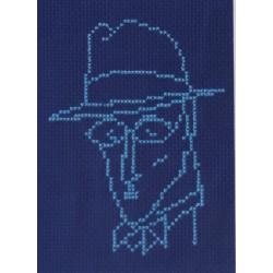 Fernando Pessoa  azul sem...