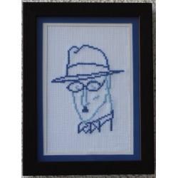 Fernando Pessoa azuis