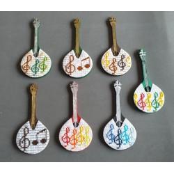Imanes Guitarras claves...