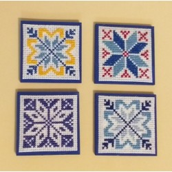 Imanes Azulejos 6x6cm